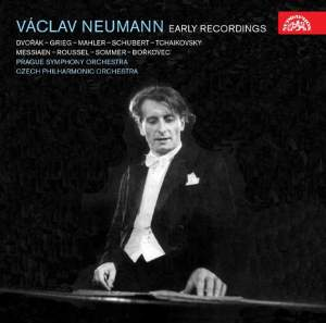 Václav Neumann: Early Recordings 1953-1968