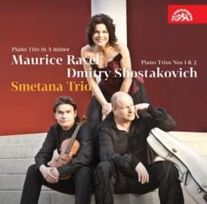 Ravel & Shostakovich: Complete Piano Trios