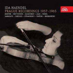 Ida Haendel: Prague Recordings 1957-1965