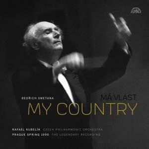 Smetana: My Country / Ma Vlast The 1990 Legendary Recording - Vinyl Edition