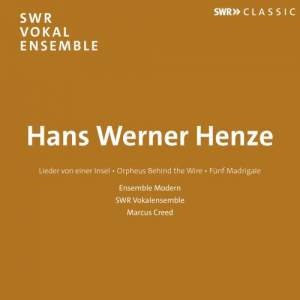 Hans Werner Henze: Lieder Von Einer Insel and other works