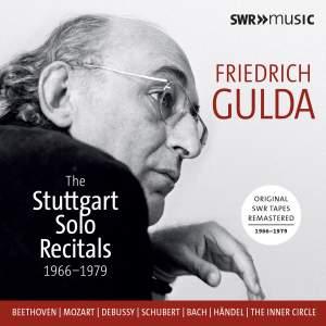Friedrich Gulda: The Stuttgart Solo Recitals - 1966-1979