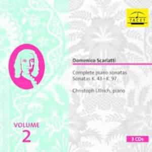 Scarlatti: Complete Piano Sonatas Sonatas Vol. 2