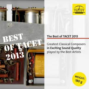 Best of Tacet 2013 - Vinyl Edition Product Image