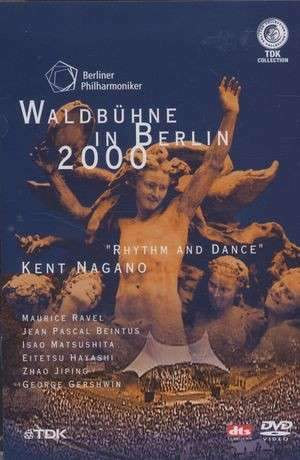 Waldbuhne in Berlin: 2000 Rhythm & Dance