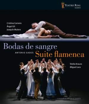 Antonio Gades: Bodas de sangre & Suite flamenca Product Image