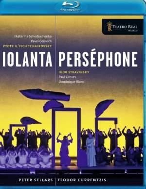 Tchaikovsky Iolanta & Stravinsky Persephone