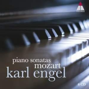 Mozart: Piano Sonatas Nos. 1-18