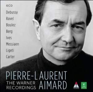 Pierre-Laurent Aimard: The Warner Recordings