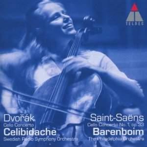 Dvorák & Saint-Saëns: Cello Concertos