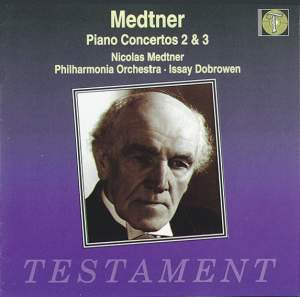 Medtner: Piano Concertos Nos. 2 & 3 Product Image