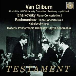 Tchaikovsky & Rachmaninov - Piano Concertos