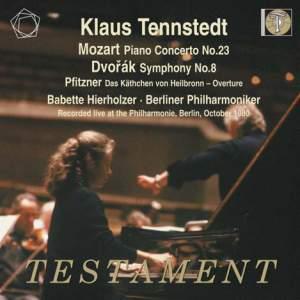 Klaus Tennstedt conducts Mozart & Dvorak