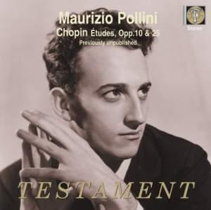 Chopin: Etudes Opp. 10 & 25 Product Image