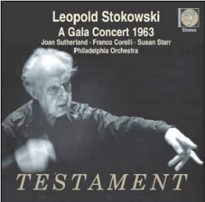 Leopold Stokowski: A Gala Concert 1963