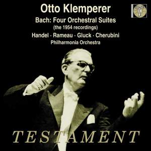 Otto Klemperer conducts Bach