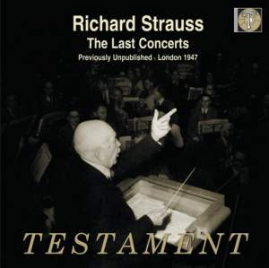 Strauss - The Last Concerts