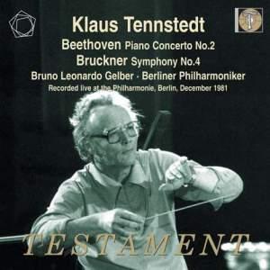 Klaus Tennstedt conducts Beethoven & Bruckner