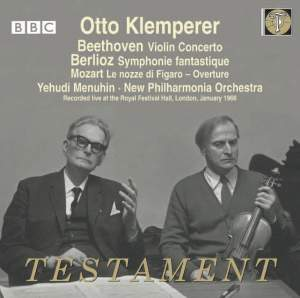 Otto Klemperer conducts Beethoven, Berlioz & Mozart