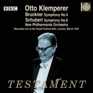 Otto Klemperer conducts Bruckner & Schubert