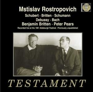 Rostropovich & Britten