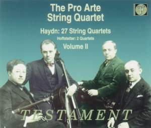 Haydn - Quartets Vol. 2