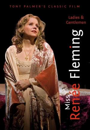 Ladies and Gentlemen, Miss Renée Fleming
