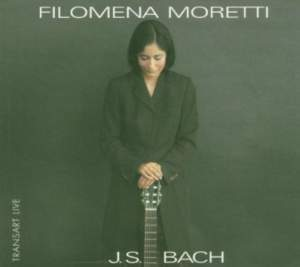J.S. Bach: Works for Guitar Vol. 1