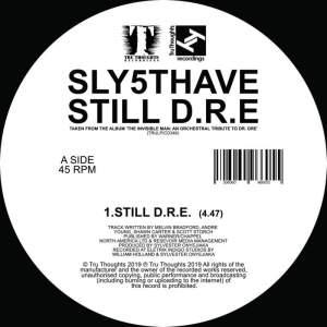 Let Me Ride / Still D.R.E - 7' Vinyl Edition