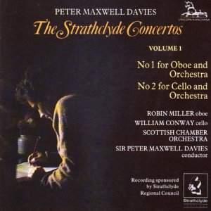Peter Maxwell Davies: The Strathclyde Concertos Vol. 1