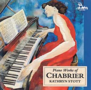 Piano Works of Chabrier