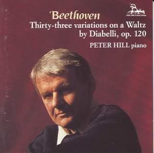 Beethoven: Diabelli Variations, Op. 120 Product Image