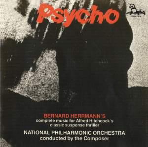 Herrmann, B: Psycho Product Image