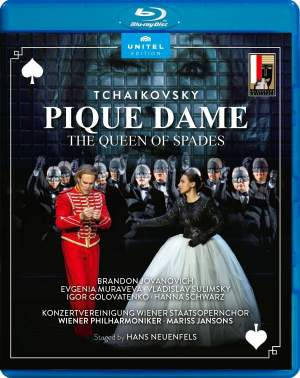 Tchaikovsky: Pique Dame ('The Queen of Spades')