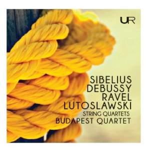 Budapest String Quartet Plays