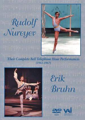 Rudolf Nureyev & Erik Bruhn: Complete Bell Telephone Hour Performances
