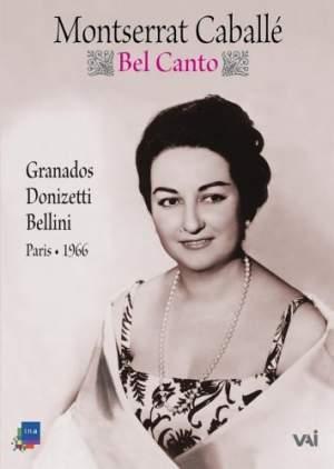 Montserrat Caballé: Bel Canto