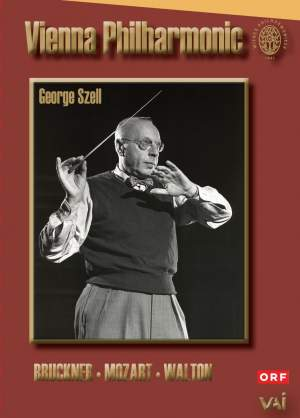 George Szell conducts The Vienna Philharmonic Orchestra