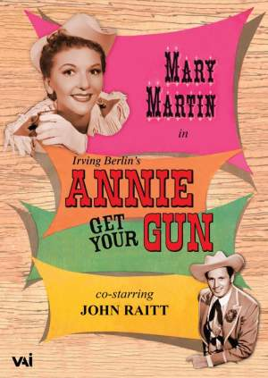Berlin, I: Annie Get Your Gun