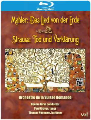 Neeme Järvi conducts Mahler & Strauss