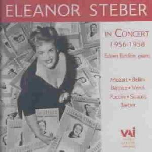 Eleanor Steber In Concert 1956-1958