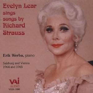 Evelyn Lear Sings Songs by Richard Strauss