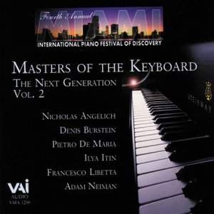 Masters of the Keyboard: The Next Generation Vol. 2