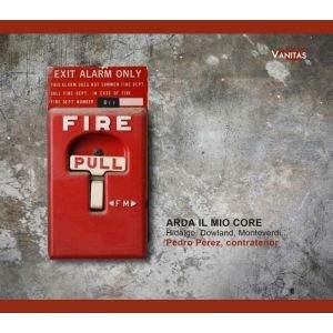 Arda il mio core: Works by Monteverdi, Dowland & Kapsberger
