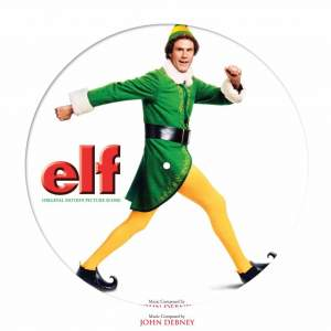 Elf – Original Motion Picture Score - Vinyl Edition Product Image