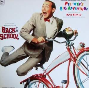 Pee-wee's Big Adventure - Original Score - Vinyl Edition Product Image