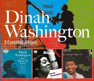 Dinah Washington - 3 Essential Albums