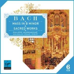 JS Bach: Sacred Works