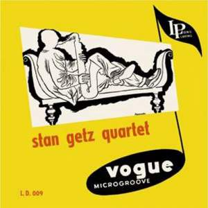 Stan Getz Quartet - Vinyl Edition