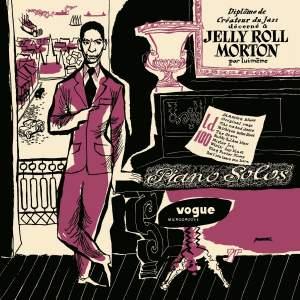 Jelly Roll Morton - Piano Solos - Vinyl Edition